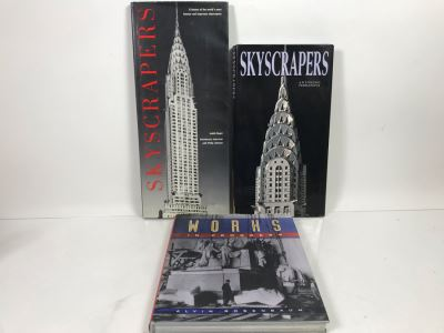 Skyscrapers Books And Works In Progress Book