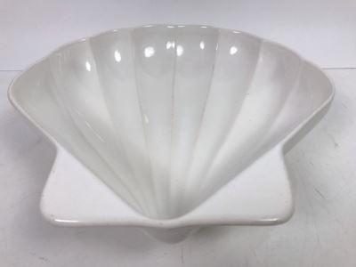 Pfaltzgraff 243 Large Scallop Shell Server Bowl 10'W