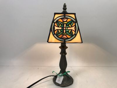 Irish Shamrock Lamp Retails $119