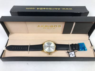 New Akribox XXIV Mens Watch Retails $395
