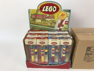 Newport Beach Collectibles Online Auction Day 1: Toys, LEGO Pens (Star Wars, Bionicle, Legoland, Harry Potter And More), Pod Pens (Beatles, Jimi Hendrix, Disney, Elvis, Comic Con Star Wars And More)