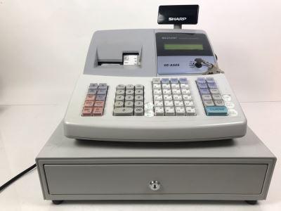 SHARP Electronic Cash Register Model XE-A505