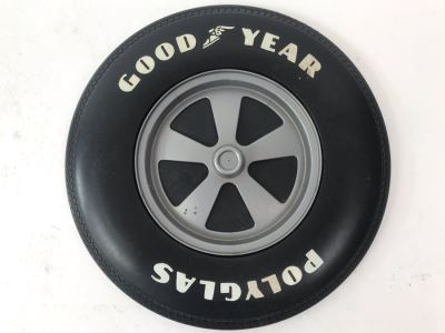 Vintage Goodyear Polyglas Frisbee 9'R
