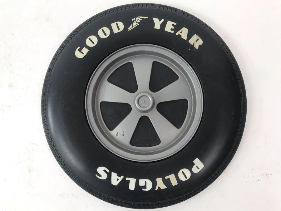 Vintage Goodyear Polyglas Frisbee 9'R [Photo 1]