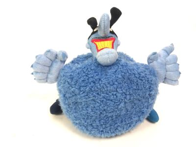 1999 The Beatles Collectible Plush Yellow Submarine Chief Blue Meanie Subafilms