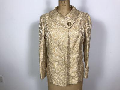Vintage Mid-Century Harrods Coat 2'L - 15' Sleeves