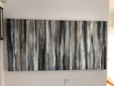 Canvas Print 60 X 30