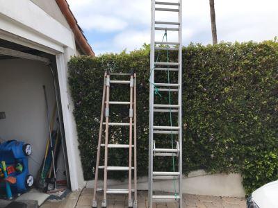 Pair Of Ladders