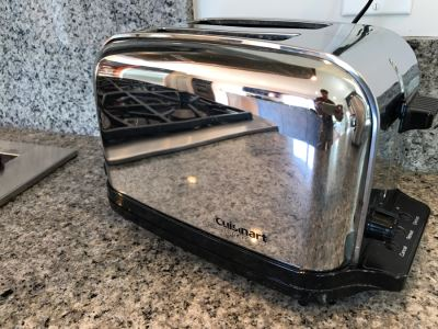 Cuisinart Classic Style Electronic Toaster