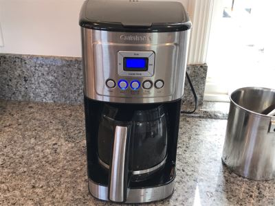 Cuisinart Programmable Electronic Drip Coffee Maker