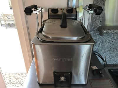 Just Added - Waring Professional Turkey Fryer Model TF200B