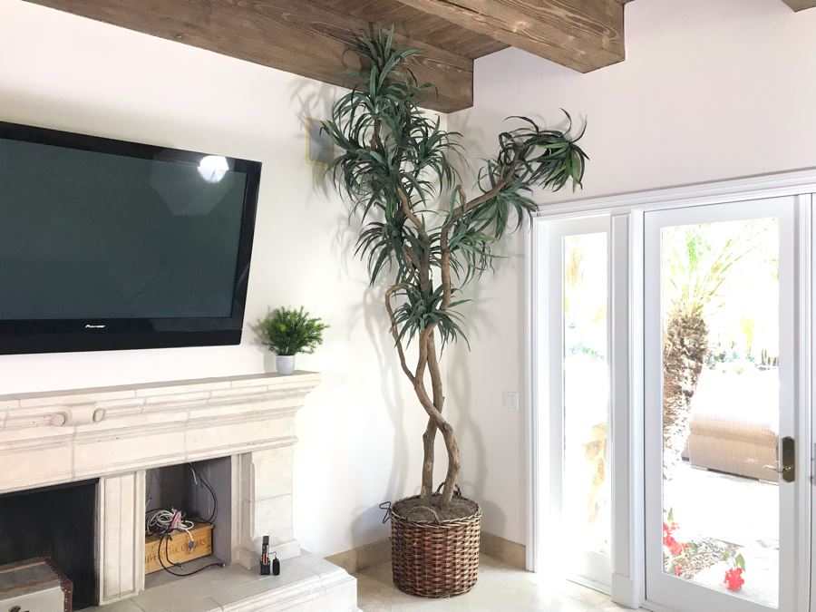 Large Artificial Indoor Plant 142'H