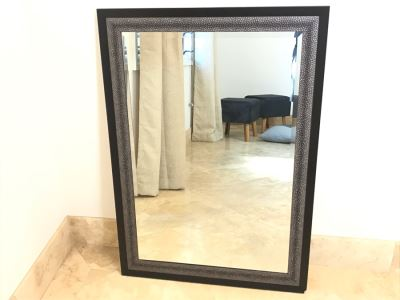 Contemporary Wall Mirror 29' X 42'