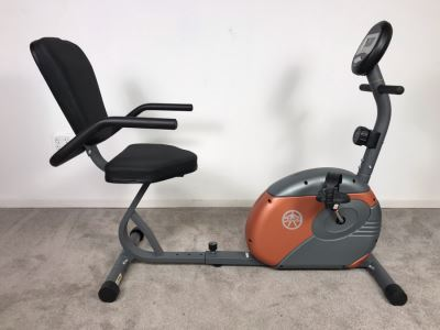 Impex Marcy Magnetic-Resistance Recumbent Bike ME-709 Never Used