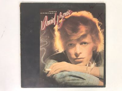 Vintage 1975 David Bowie Young Americans Vinyl Record APL1-0998