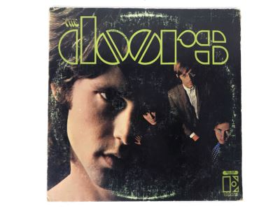 The Doors 1967 Debut Album EKL-4007 Mono Break On Through (To The Other Side)