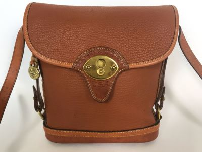 Dooney & Bourke Leather Handbag 10W X 9H