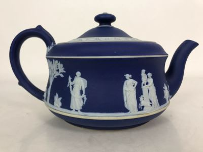Vintage Wedgwood Teapot Made In England 9W X 5H