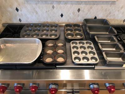 10 Piece Baking Pan Lot