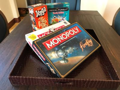 Game Lot With Large Tray 22W