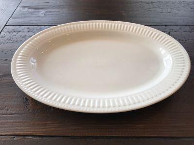 Oneida White Serving Platter Ariel 16 X 12