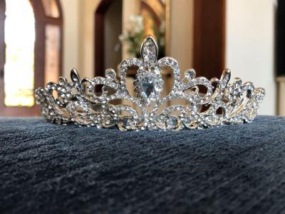 Crystal Tiara Crown