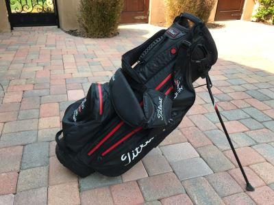 Titleist Stadry Golf Bag The Bridges