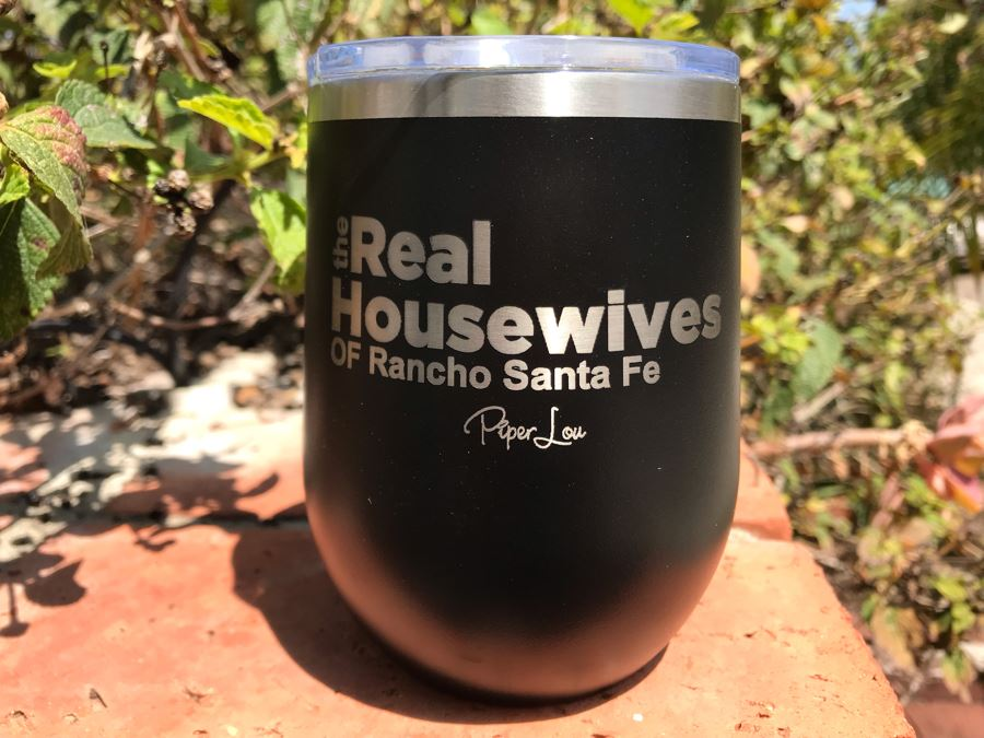 JUST ADDED - The Real Housewives Of Rancho Santa Fe Travel Cup [Photo 1]
