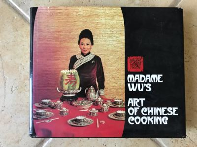 SIGNED Book: Madame Wu's Art Of Chinese Cooking