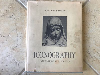 SIGNED Book: Iconography By Anthony Butkovich