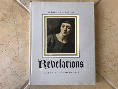 SIGNED Book: Revelations By Anthony Butkovich