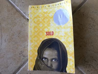 SIGNED Book: Sold By Patricia McCormick