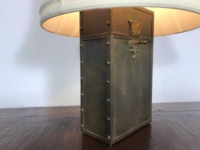 JUST ADDED - Brass Designer Table Lamp 29H