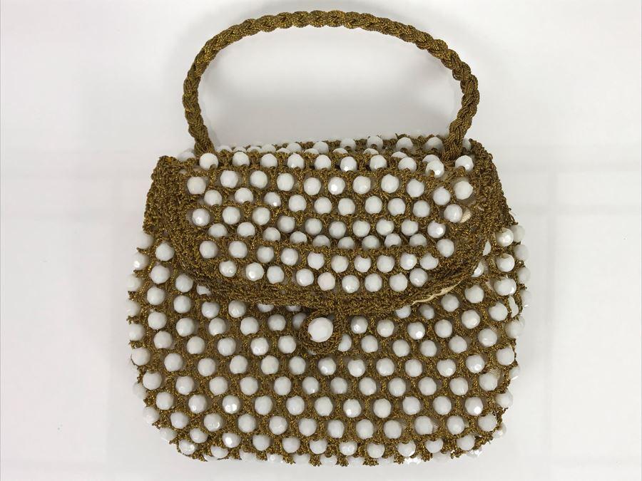 JUST ADDED - Vintage Mid-Century Handbag [Photo 1]