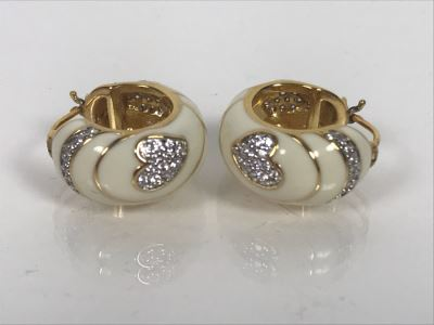 LAST MINUTE ADD - Sterling Silver Earrings 7.7g