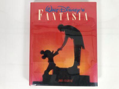 Walt Disney's Fantasia First Edition Book By John Culhane 1983 Walt Disney Productions