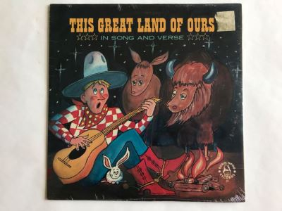 SEALED This Great Land Of Ours In Song And Verse Robin Hood Records