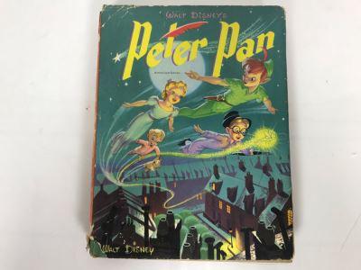 Walt Disney's Peter Pan Book
