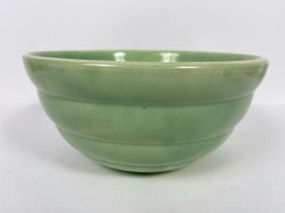 Vintage Mid-Century Bauer Pottery Bowl 9.25W X 4.25H
