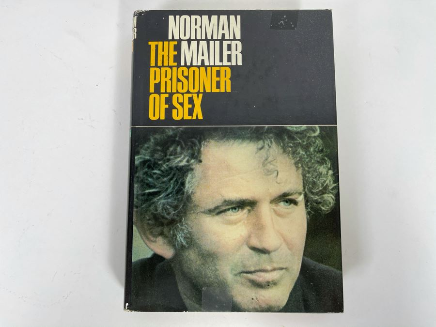 JUST ADDED - First Edition Book 'The Prisoner Of Sex' By Norman Mailer