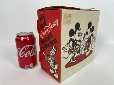Vintage 1979 My First Walt Disney Record Collection New In Box