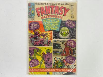 Marvel Comics Group 12 Cent Comic Book Fantasy Masterpieces #1