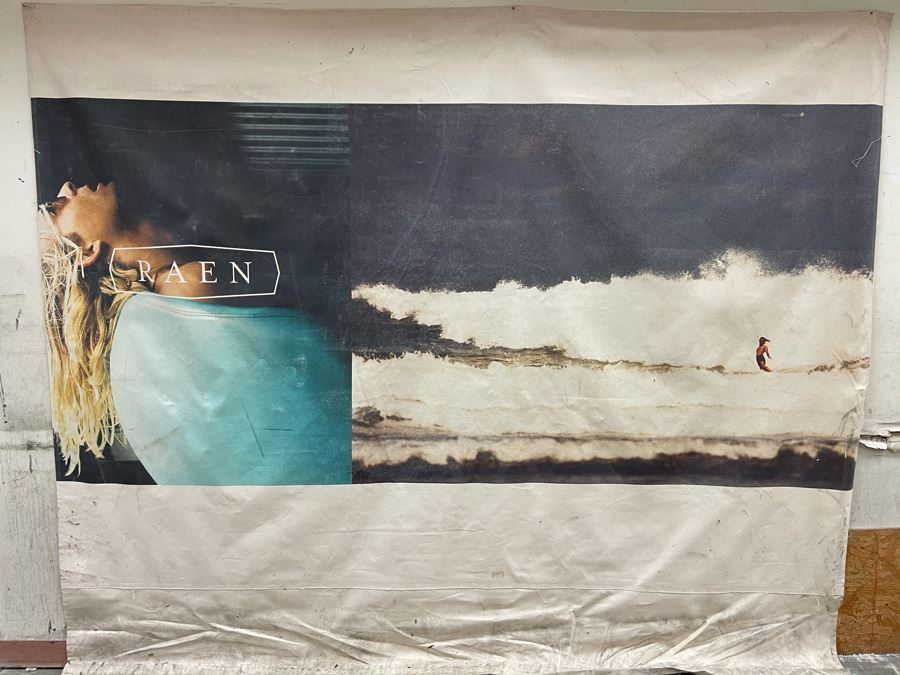 Large Canvas Print From Local North County San Diego Company RAEN Sunglasses / Eyeglasses 9.2' X 7.6' [Photo 1]