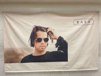 Large Canvas Print From Local North County San Diego Company RAEN Sunglasses / Eyeglasses 9.5' X 6'