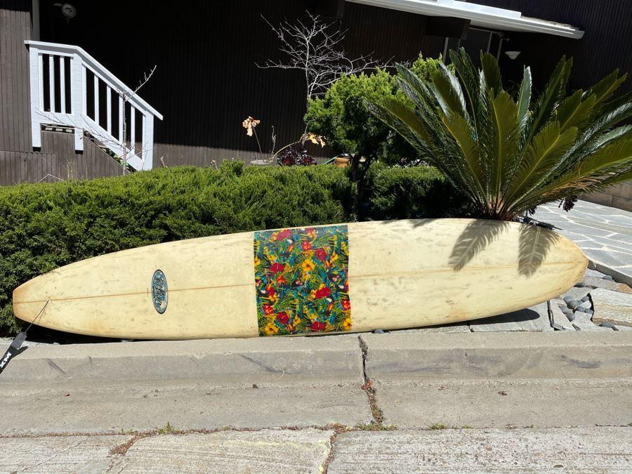 Phil Becker Series 6.0 Custom Shaped 9.5'L X 22'W Longboard [Photo 1]