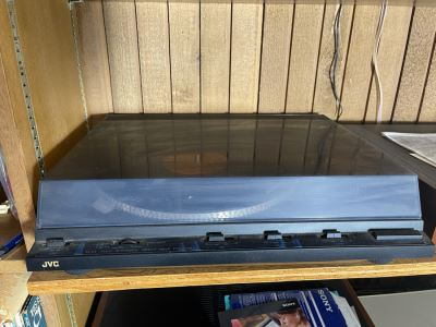 JVC AL-F3 Fully Automatic Direct Drive Turntable (No Belts)