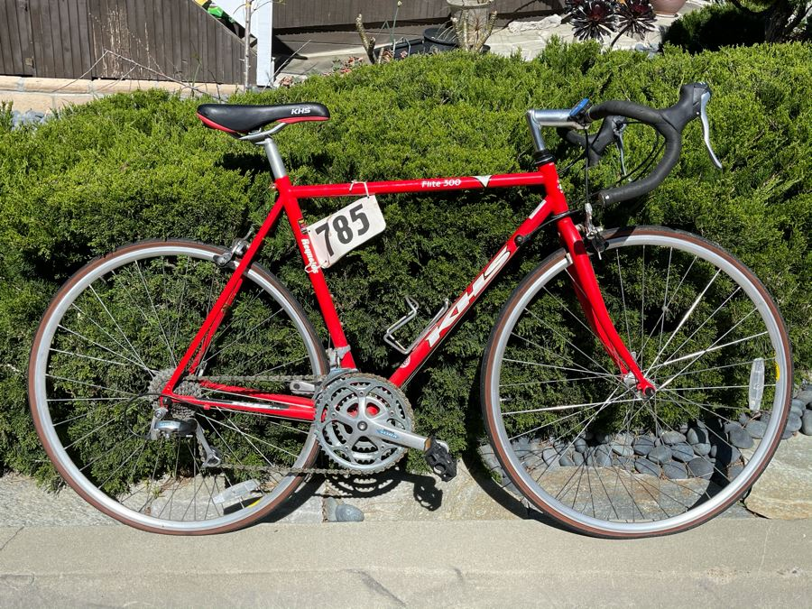 KHS Flite 300 Reynolds Racing Road Bike [Photo 1]