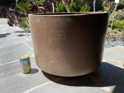 Gainey Ceramics Architectural Pottery Laverne California Pottery 19.5W X 15H
