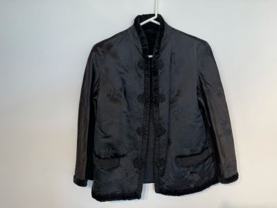 JUST ADDED - Vintage Chinese Women's Jacket Size S