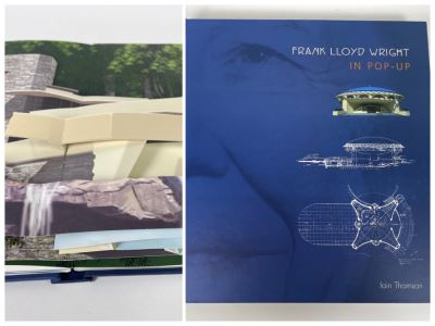 Frank Lloyd Wright Pop-Up Book